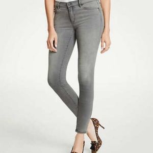 Ann Taylor | The Skinny Curvy Fit Jeans Petite 14P